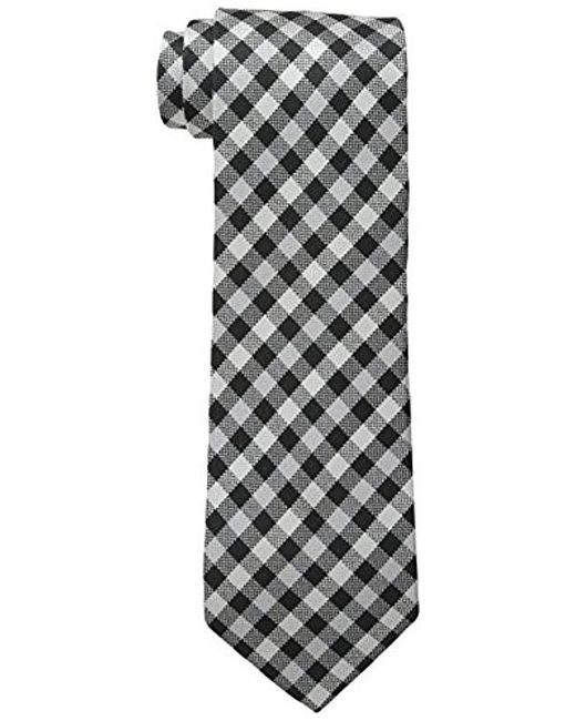 Vince Camuto - Multicolor Pellico Gingham Tie for Men - Lyst
