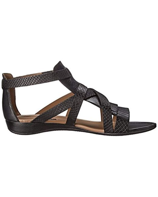 Save S Bouillon In Sandal Black Ecco Ii Footwear 58Lyst Gladiator kOZPXiu