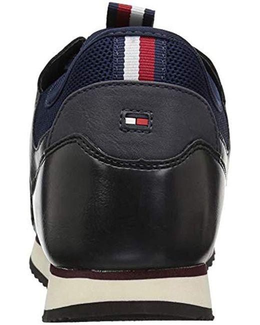 3d1d782535fdcc ... Tommy Hilfiger - Blue Montez Sneaker - Lyst ...