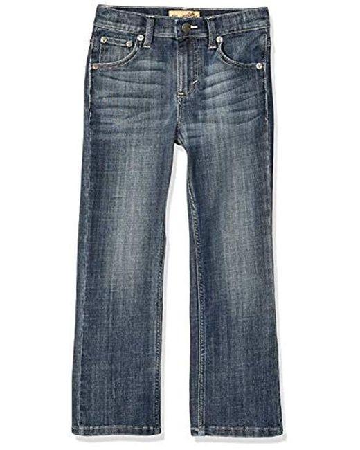 8834330002e90c Wrangler - Blue 20x Vintage Boot Cut Jean, Glasgow, 18 Husky for Men ...