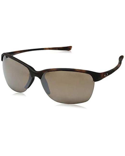 Oakley - Brown S Unstoppable Sunglasses (oo9191) Plastic,nylon - Lyst