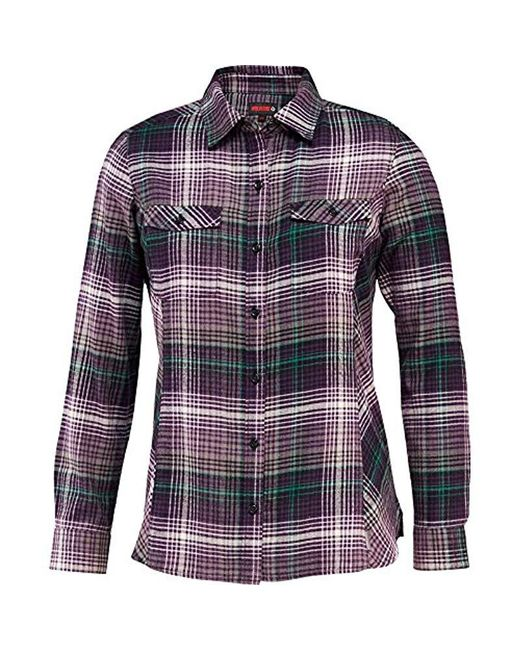 Wolverine - Multicolor Autumn Long Sleeve Two-sided Brushed Flannel Shirt - Lyst