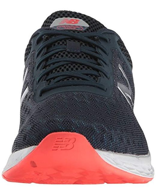 Sales promotion brand new retail prices Men's Blue Kaymin V1 Fresh Foam Running Shoe
