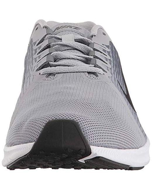 60d218f5e ... Nike - Gray Downshifter 8 (4e) Running Shoe