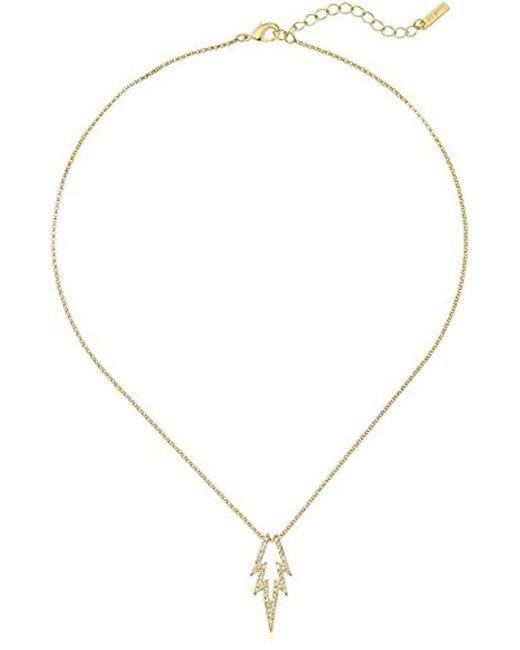 CC SKYE - Metallic The Pop Star Necklace - Lyst