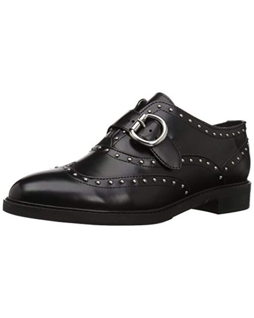 Marc Fisher - Black Bryleigh Monk-strap Loafer - Lyst