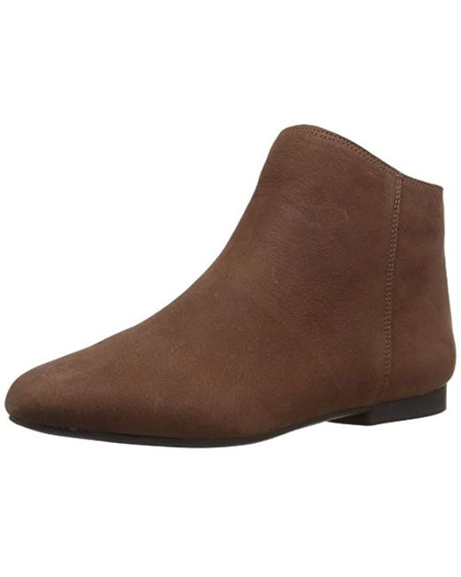 Lucky Brand - Brown Gaines Ankle Boot - Lyst