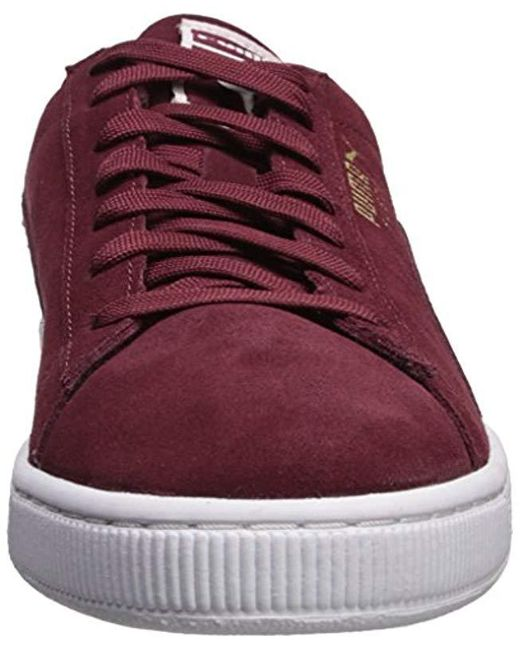 ... PUMA - Multicolor Adult Suede Classic Shoe for Men - Lyst ... 6390690db