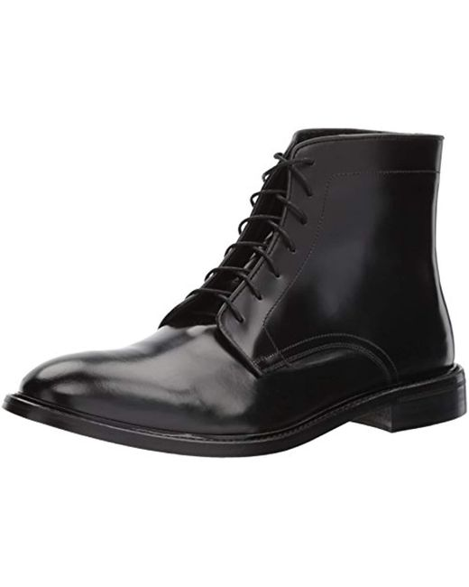 Kenneth Cole - Black Design 10795 Combat Boot for Men - Lyst