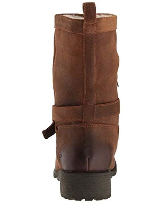 b933db1adf5 UGG W Glendale Boot Fashion, Chipmunk 6 M Us in Brown - Lyst