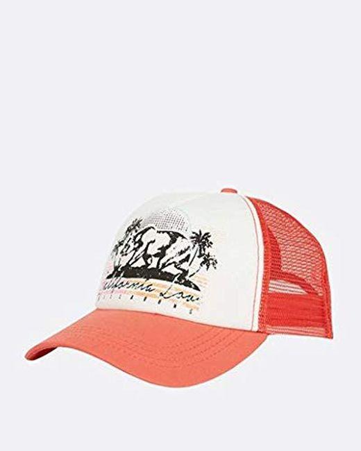 Billabong - Multicolor Retro Bear Hat - Lyst