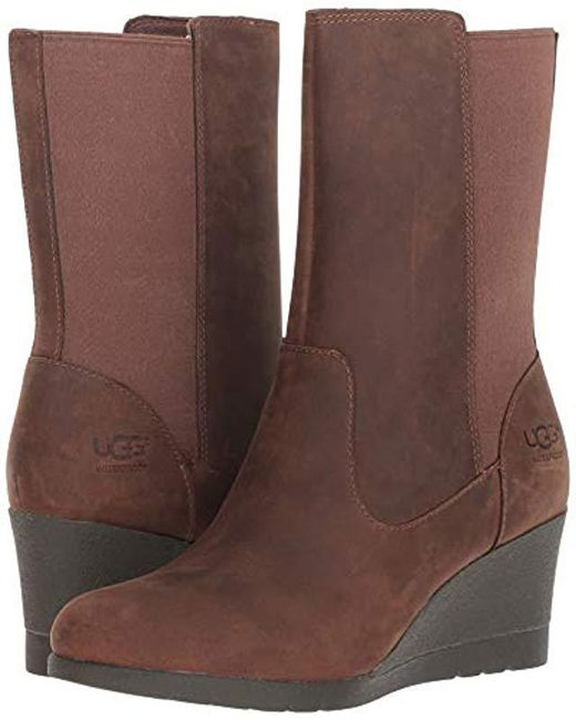 745ea77e8e1 Women's Brown W Coraline Boot Fashion, Coconut Shell, 7.5 M Us
