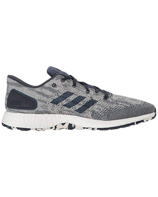 d2035c36d Lyst - adidas Pureboost Dpr Running Shoe in Blue for Men - Save 33%