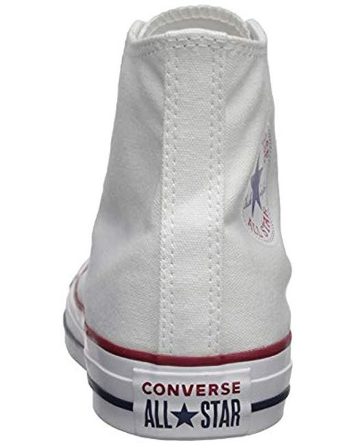 09c3dfc9e2b2f4 ... Converse - White Chuck Taylor All Star Core Ox for Men - Lyst ...