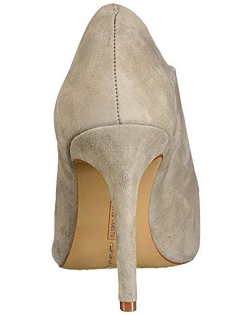 af61e7b4d Vince Camuto Metseya Pump in Natural - Save 20% - Lyst