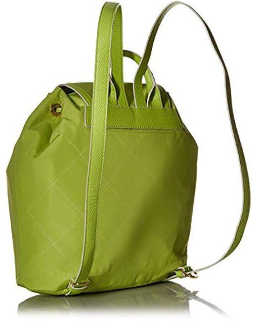 5553a4acd954 ... Vera Bradley - Green Preppy Poly Backpack