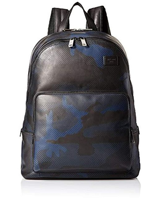 3ac57b80017 Jack Spade Camo Dots Bookpack in Black for Men - Save 5% - Lyst