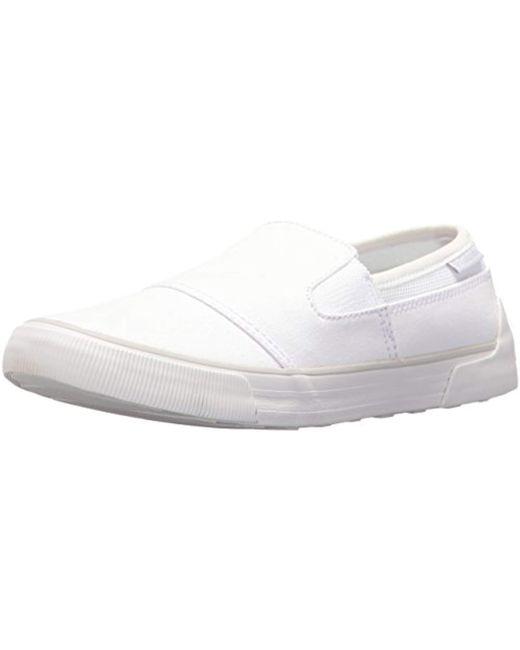 Columbia - White Goodlife Two Gore Slip Sneaker - Lyst