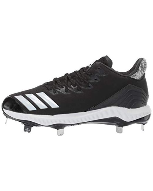 innovative design 547c1 509e5 ... Adidas - Icon Bounce Cleat Softball Black - Lyst ...