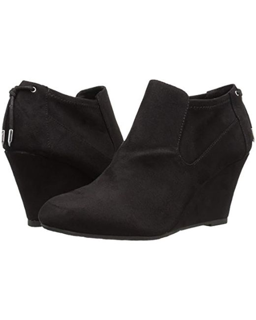 f6e596253646 Lyst - CL By Chinese Laundry Viva Ankle Bootie in Black - Save 2%