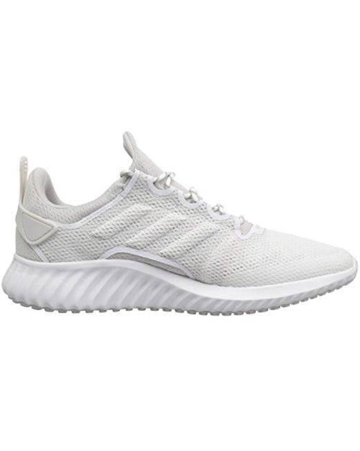 f772d2aeb ... Adidas Originals - White Alphabounce Cr Cc Running Shoe for Men - Lyst  ...