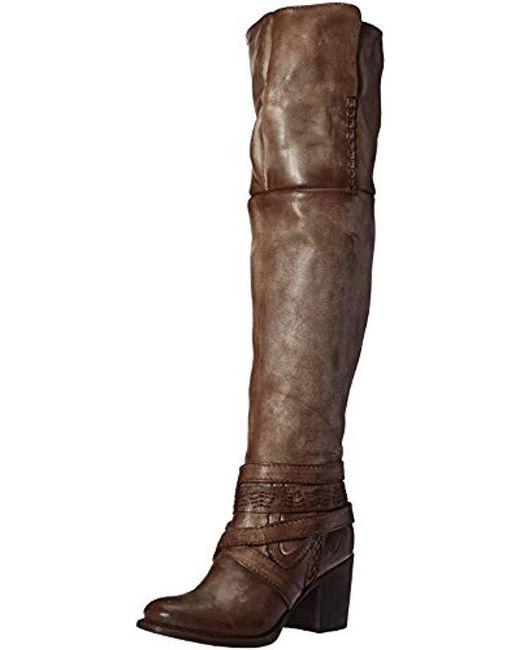 Freebird - Brown Rodeo Western Boot - Lyst