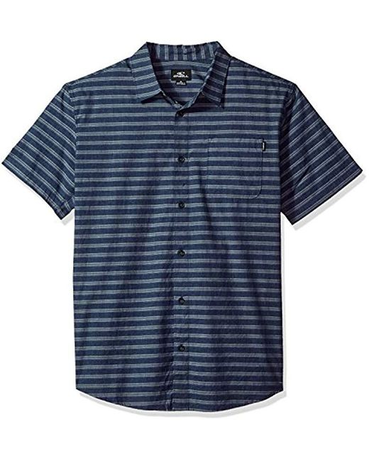 O'neill Sportswear - Blue Stag Short Sleeve for Men - Lyst