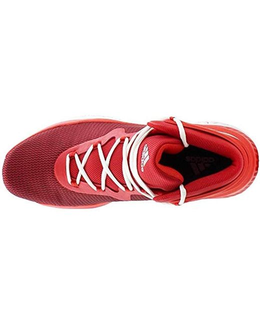 3d6304fcb0d Lyst - adidas Explosive Bounce Running Shoe in Red for Men - Save 10%