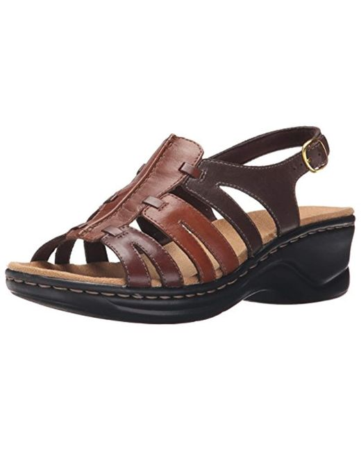 1b0adf658cff66 Lyst - Clarks Lexi Marigold Q in Brown - Save 69%
