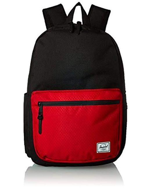 Herschel Supply Co Multicolor Harrison C Backpack Blk Sclt One Size 336ebc2d1043a