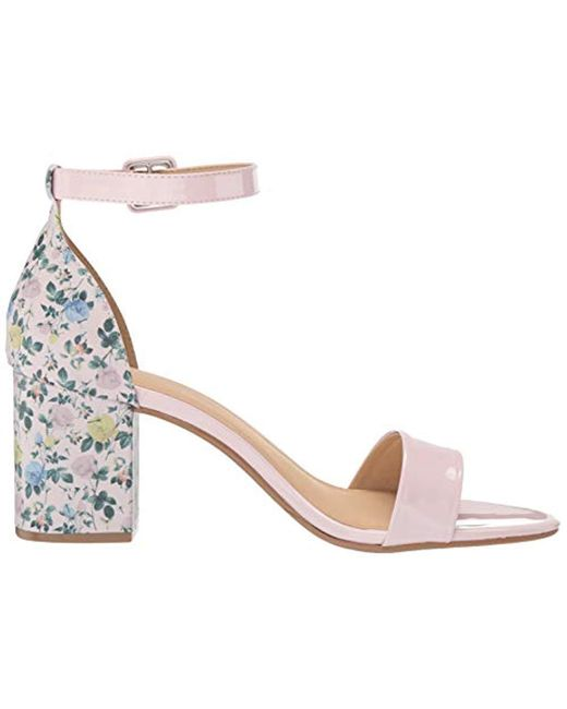 79fca98023f ... CL By Chinese Laundry - Pink Jody Block Heel Dress Sandal - Lyst ...