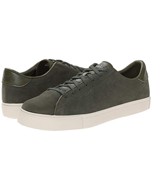 size 40 6526a ee8e7 ... Adidas - Green Neo Daily Line Lifestyle Skateboarding Shoe for Men -  Lyst ...