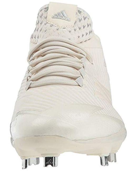 3f145cb04a3880 ... Adidas - White Performance Adizero Afterburner 4 for Men - Lyst ...