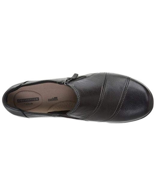 09850750861 Lyst - Clarks Cheyn Clay Loafer in Black - Save 7%