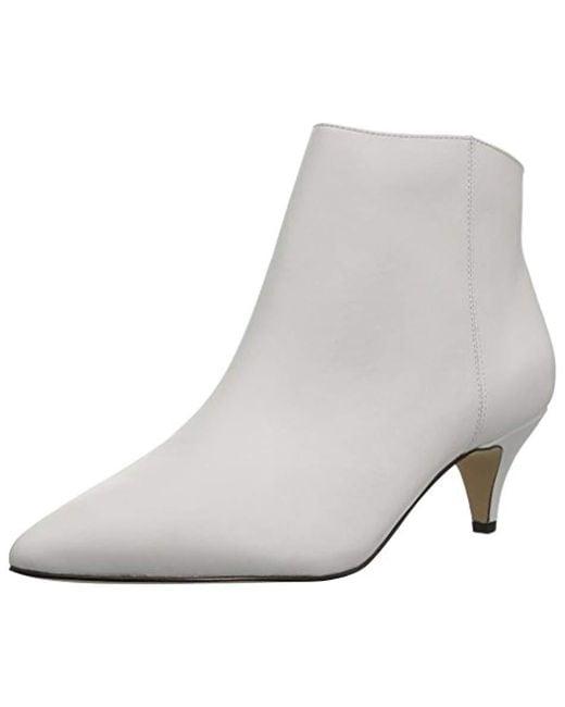 9056a9e62770 Lyst - Sam Edelman Kinzey Fashion Boot in White - Save 58%