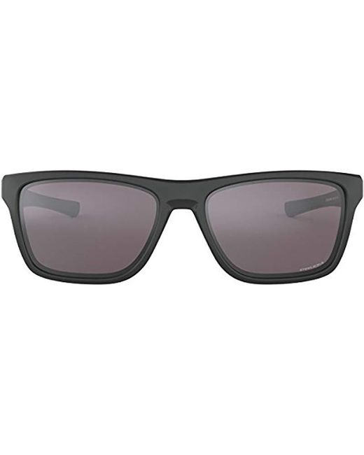 8aafe8f44b0 Lyst - Oakley Holston Sunglasses in Black for Men - Save ...