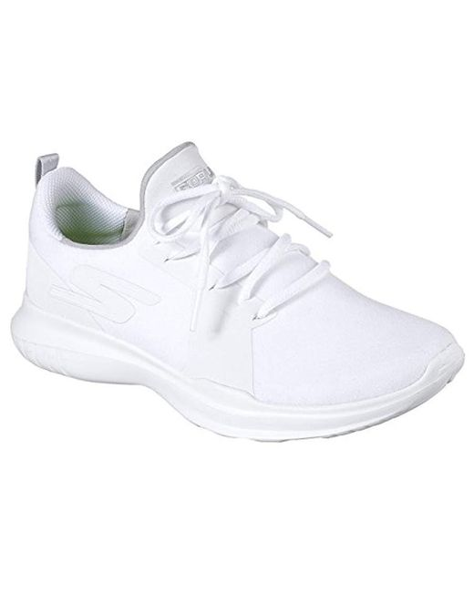 Skechers - White Go Run-mojo Walking Shoe - Lyst