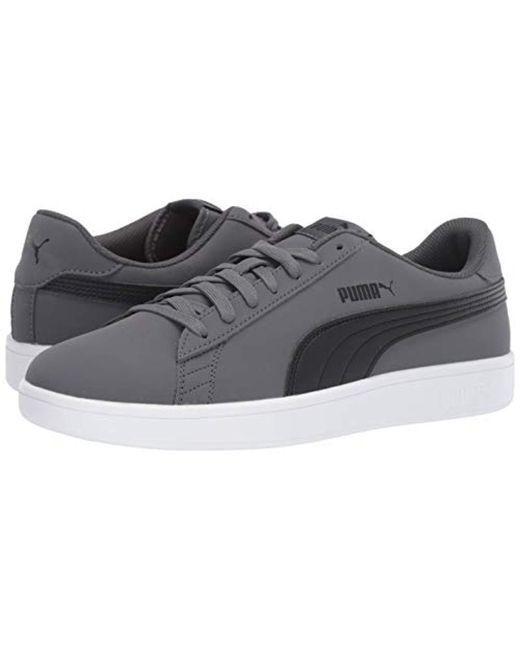Lyst - PUMA Smash Sneaker in Black for Men - Save 27% a48456d9c