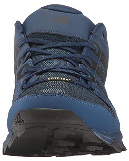 ... Adidas Originals - Blue Kanadia 7 Tr Gore-tex Trail Running Shoe for Men  ... 31048d40f