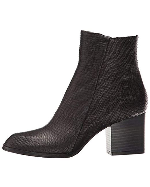 f9c9bffa4 ... Coclico - Black Ombo Ankle Bootie - Lyst ...