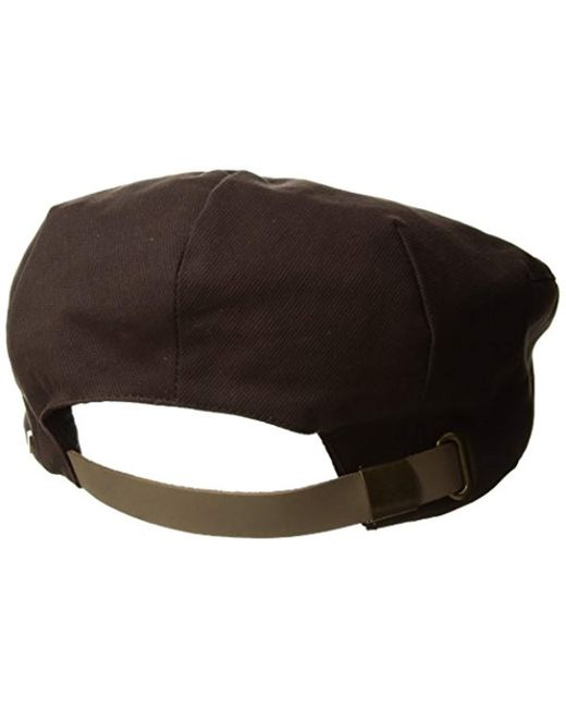 Lyst - Brixton Seth Snap Cap in Brown for Men - Save 8% 1c688e08dda1