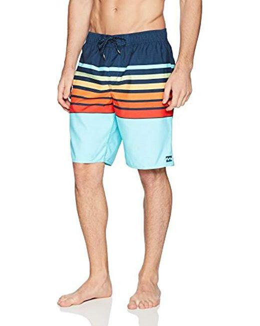 Billabong - Orange S All Day Og Volley for Men - Lyst