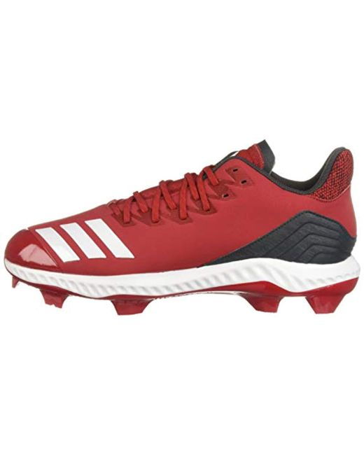 ab116055cd9a6 ... Adidas - Red Icon Bounce Tpu - Lyst ...