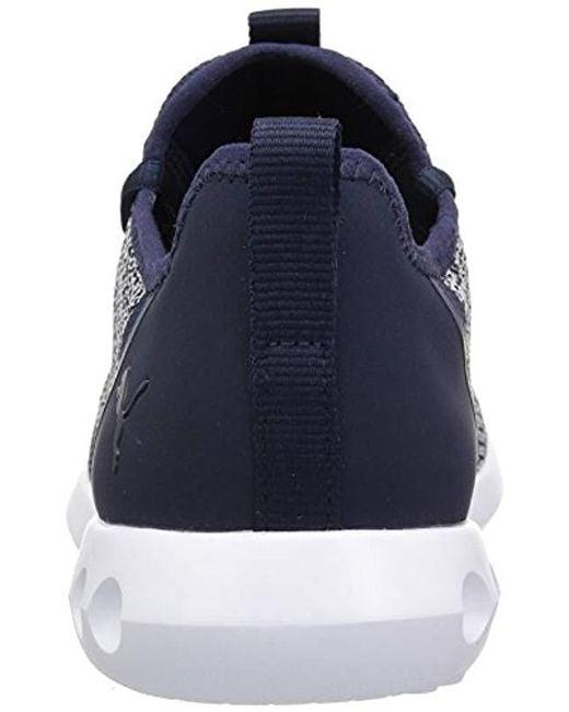 fe4fafbf194 Lyst - PUMA Carson 2 X Knit Sneaker in Blue for Men - Save 23%