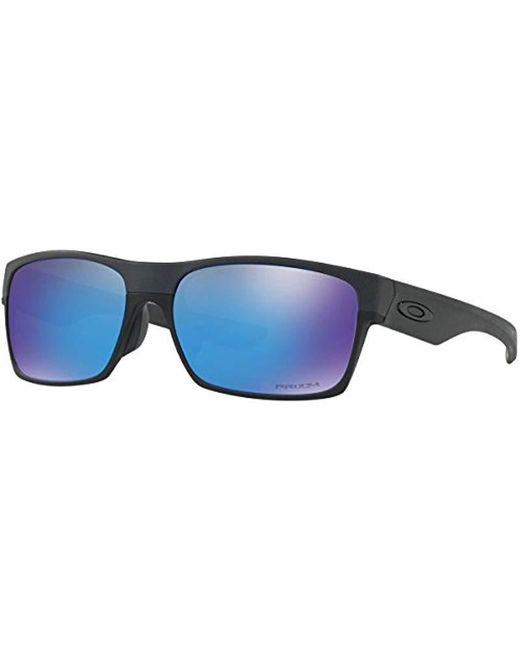 Oakley - Blue Two Face (asia Fit) Sunglasses for Men - Lyst