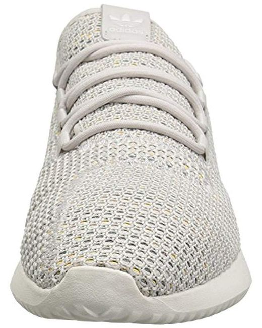 56d7cadacb7d ... Adidas Originals - Gray Tubular Shadow Ck Fashion Sneakers Running  Shoe