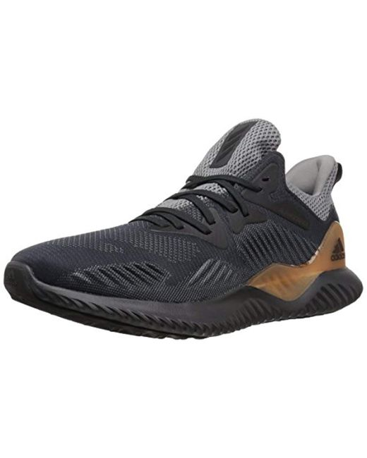 29c27e63b Lyst - adidas Alphabounce Beyond M Running Shoe in Gray for Men ...