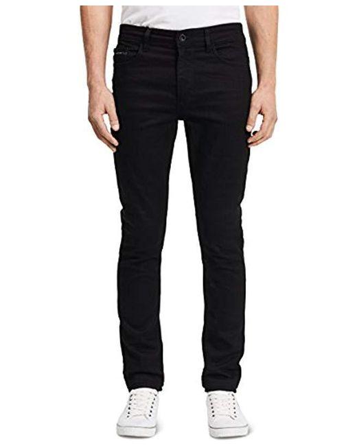 Calvin Klein Black Skinny Fit Denim Jean for men