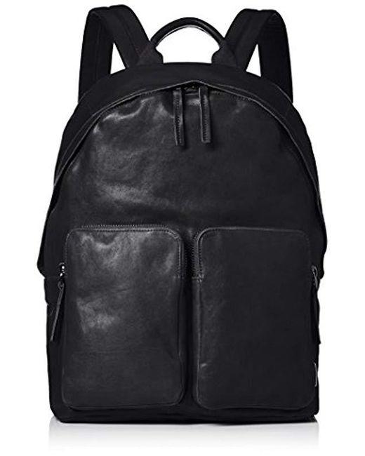 e233ee610f2 Ecco Casper Backpack in Black for Men - Save 55% - Lyst