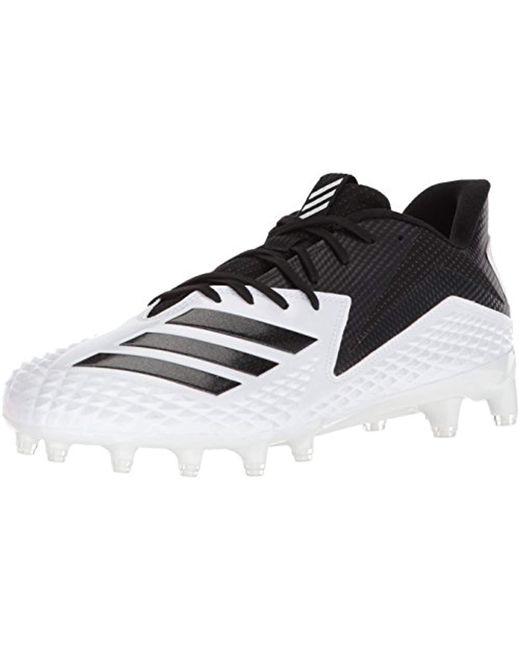 ea3059a2b5c ... new arrivals adidas originals black freak x carbon football shoe for  men lyst 49a79 38793